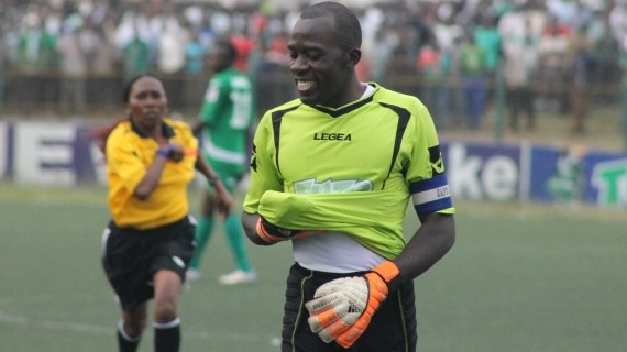 Jerim out of AFC Leopards match